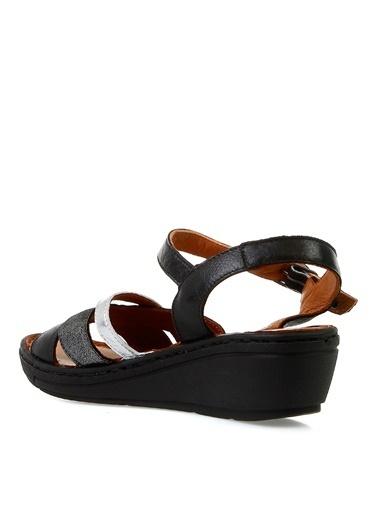Greyder Greyder Kadın Siyah Sandalet 9Y2Fs53390 Siyah